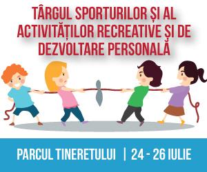 Târgul sporturilor și al activităților recreative și de dezvoltare personală
